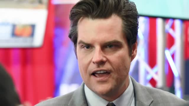 Matt Gaetz Denies Relationship With A 17-Year-Old, Says He's A Victim Of Attempted Extortion