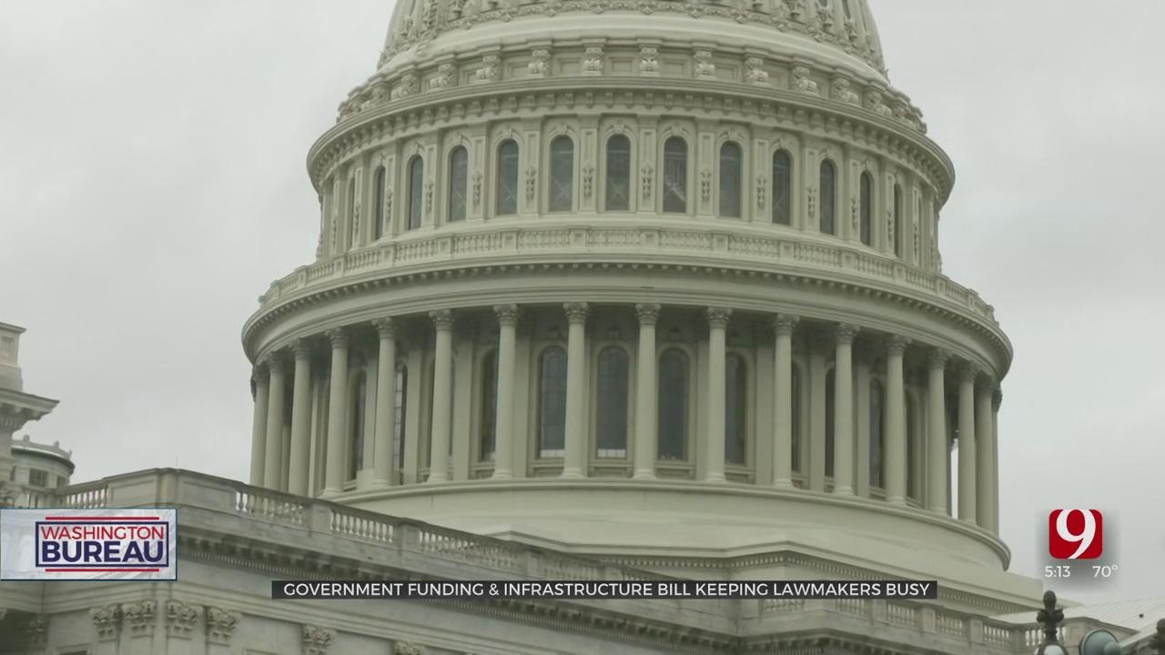 Congress Passes Bill To Avert Government Shutdown