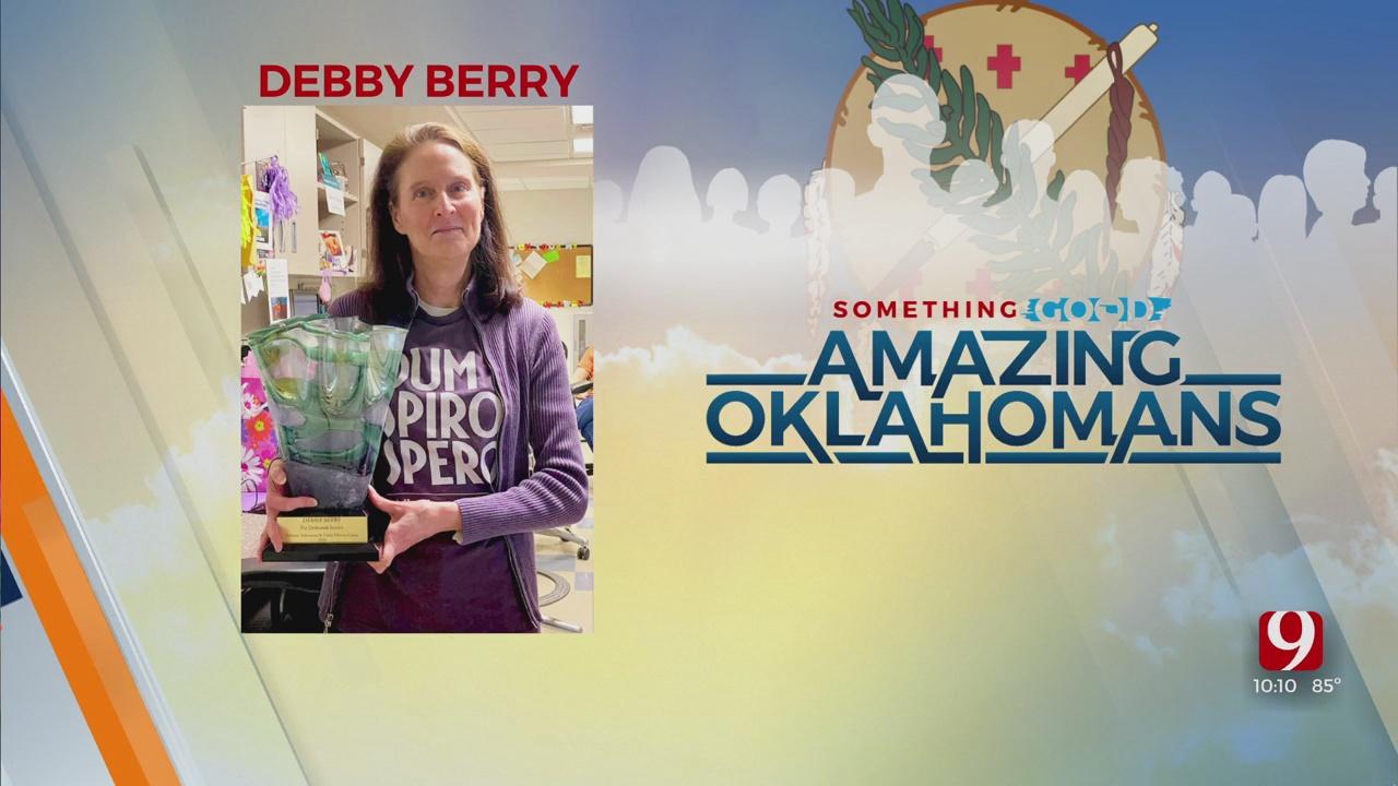 Amazing Oklahoman: Debby Berry