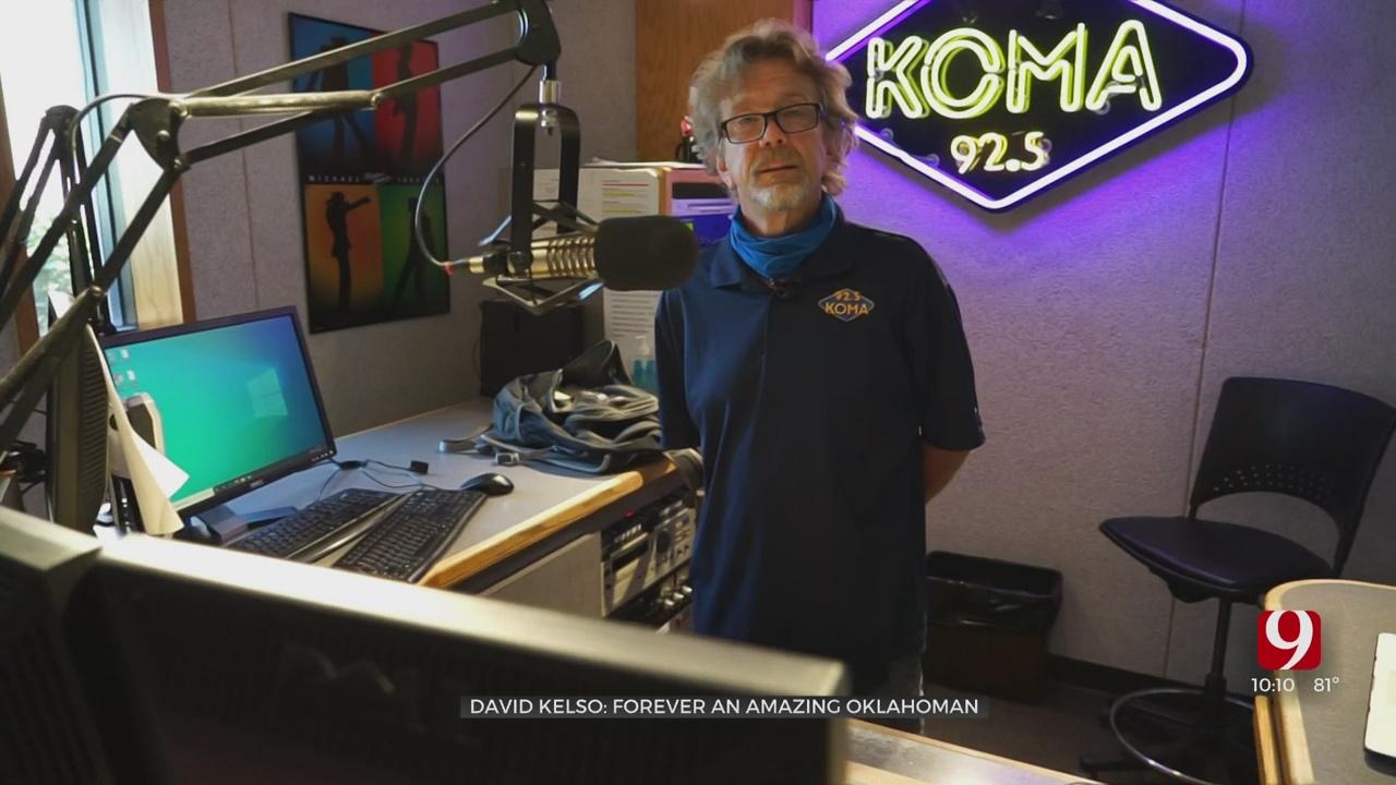 News 9's Amazing Oklahoman, David Kelso, Passes Away