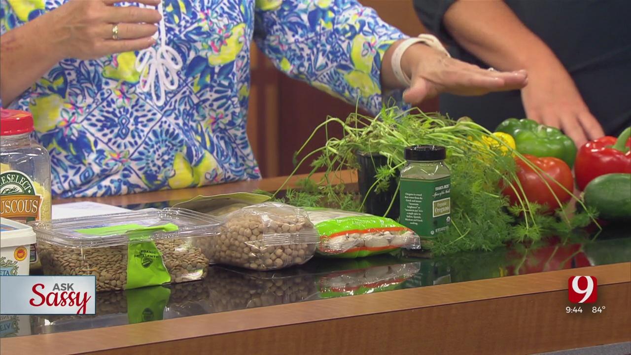 Ask Sassy: Mediterranean Diet