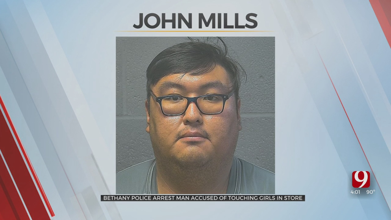 Man Arrested, Accused Of Inappropriately Touching 2 Girls At Bethany Store