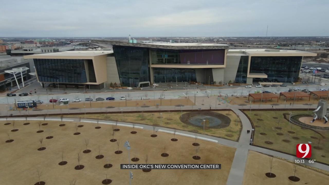 A News Future: Inside OKC's New Convention Center