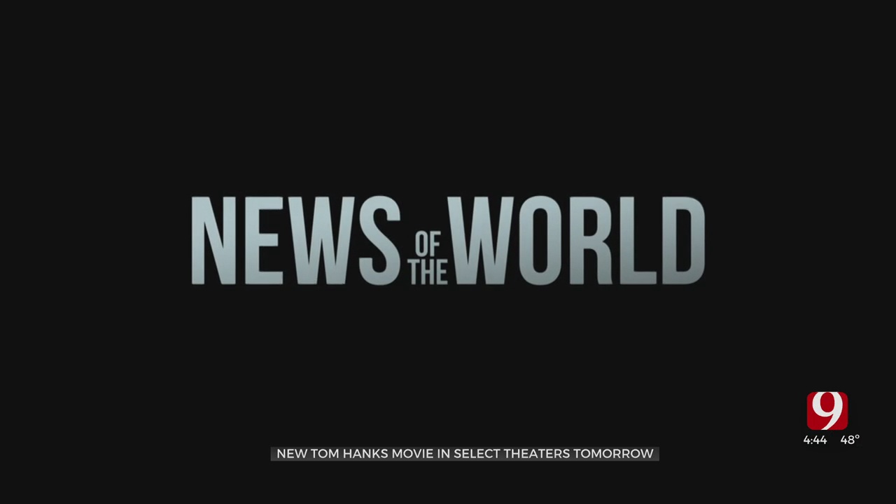 Dino's Movie Moment: News Of The World