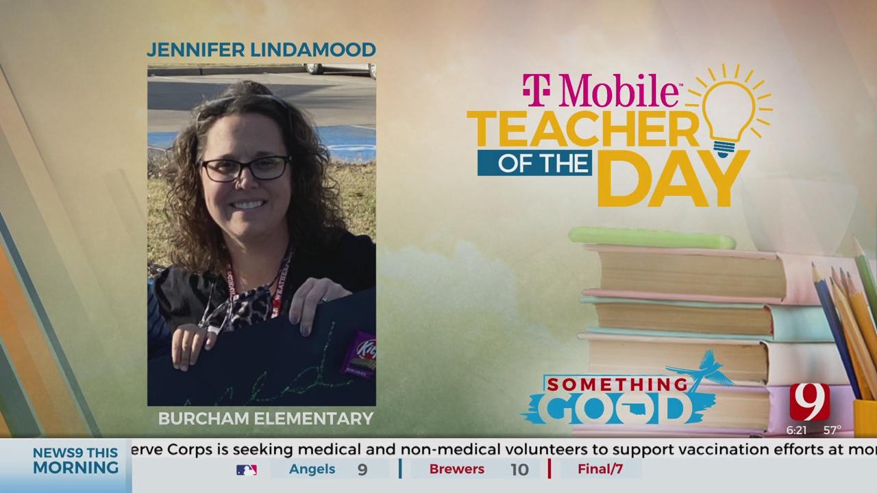Teacher Of The Day: Jennifer Lindamood