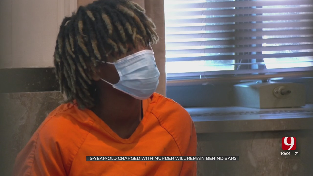 Judge Denies Bond For 15-Year-Old Suspect In Deadly August Shooting In OKC
