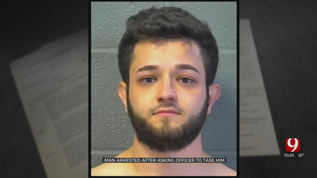 Man Attempts To Purchase Multiple Firearms, Arrested After Asking Officer To Tase Him