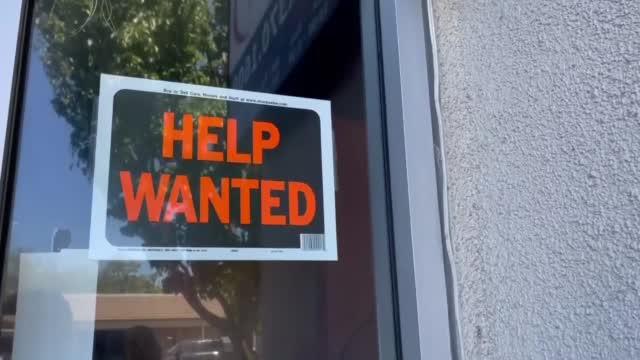 US Hiring Accelerated Last Month As Workers See Pay Gains