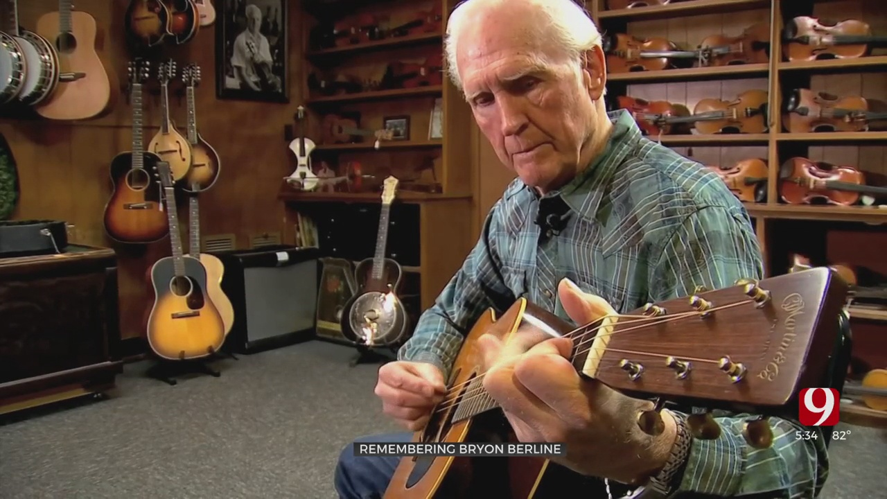 Byron Berline, Famed Fiddle Player, Owner Of Guthrie's Double Stop Fiddle Shop Dies At 77