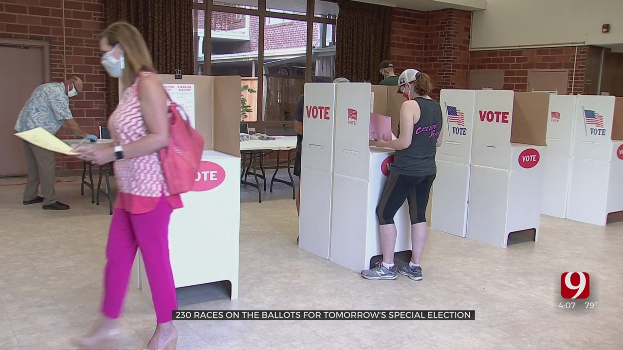 More Than 200 Races, Propositions Will Be Up For Vote On Tuesday, April 6