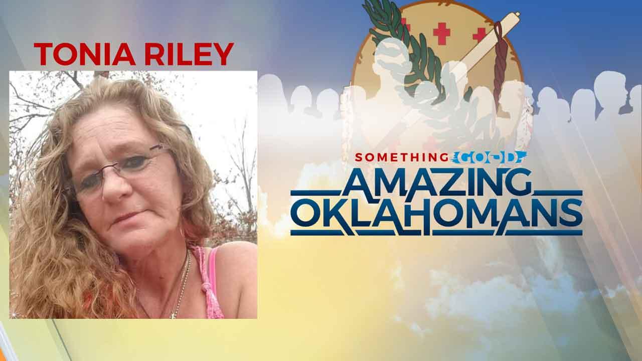 Amazing Oklahoman: Tonia Riley