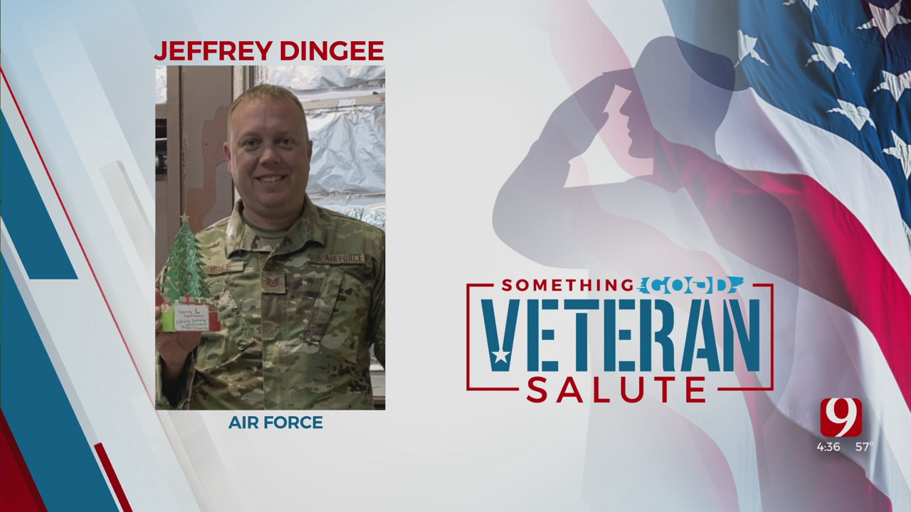 Veteran Salute: Jeffrey Dingee