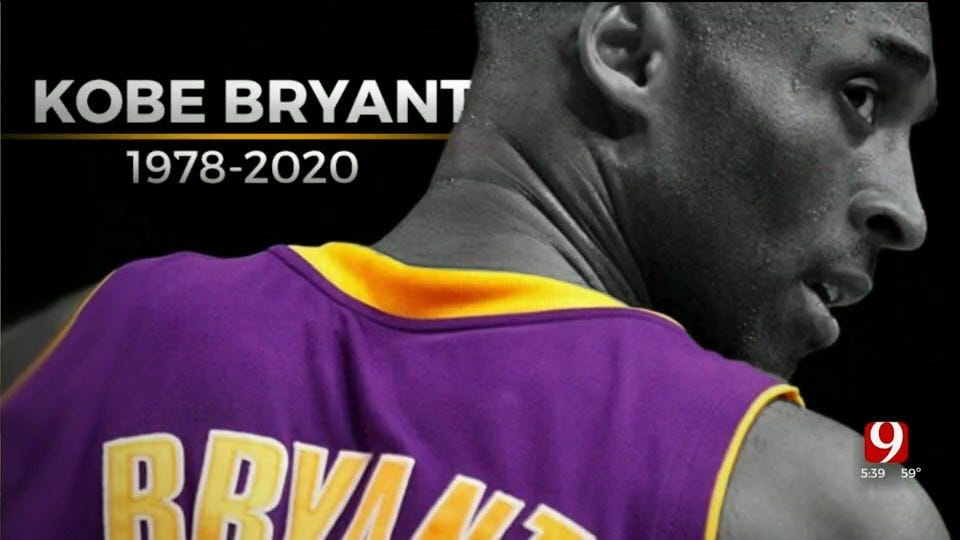 Thunder Reporter Steve McGehee Looks Back On Kobe Bryant's Trips To OKC