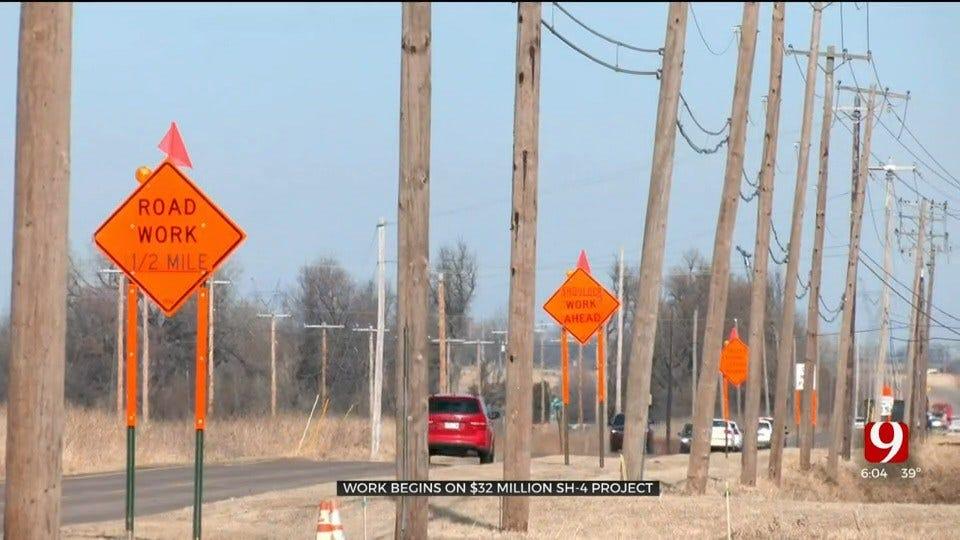 Work Begins On Long-Awaited $32M Yukon Roadwork Project