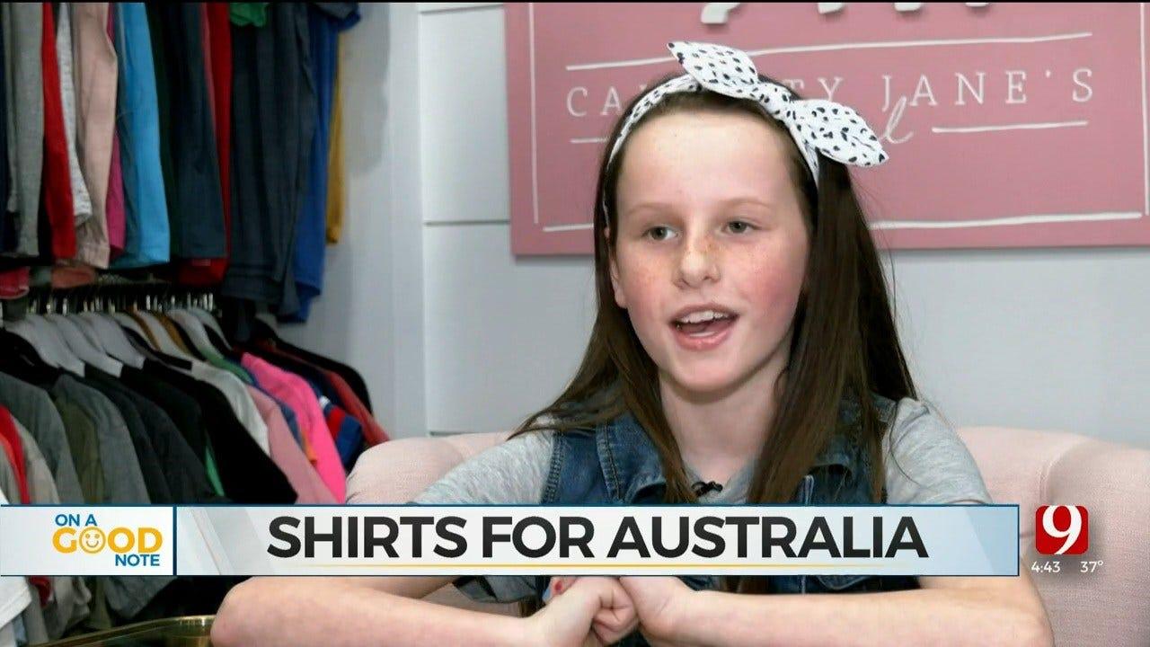 OKC Mom & Daughter Duo Raise Money For Devastated Australia Wildlife