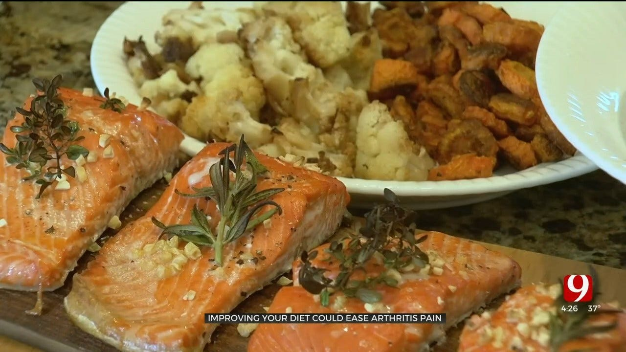 Medical Minute: Improving Your Diet Could Ease Arthritis Pain