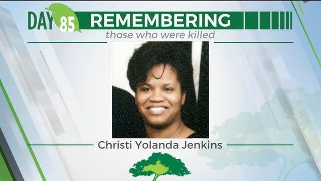 168 Day Campaign: Christi Yolanda Jenkins