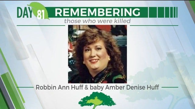 168 Day Campaign: Robbin Ann Huff, Baby Amber Denise Huff