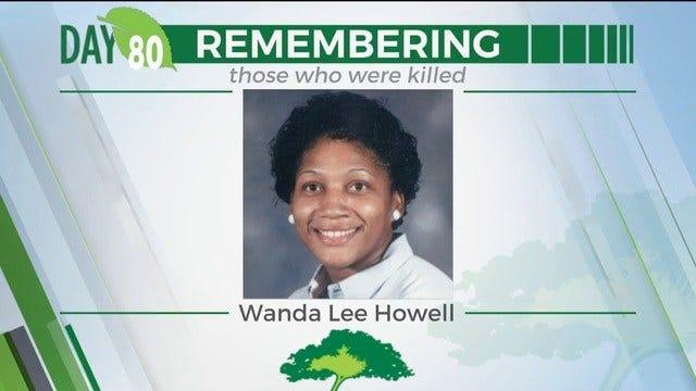 168 Day Campaign: Wanda Lee Howell