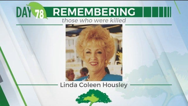 168 Day Campaign: Linda Coleen Housley
