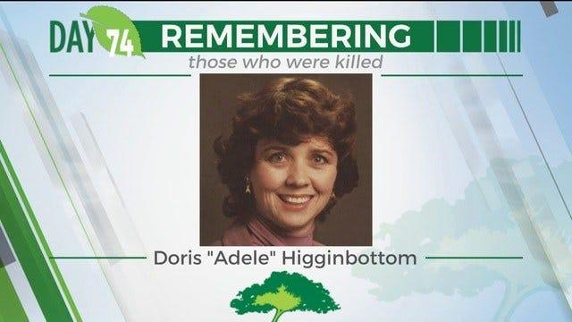 168 Day Campaign: Doris Higginbottom
