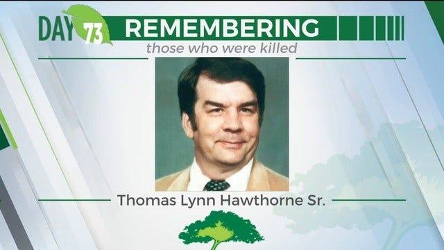 168 Day Campaign: Thomas Lynn Hawthorne Sr.