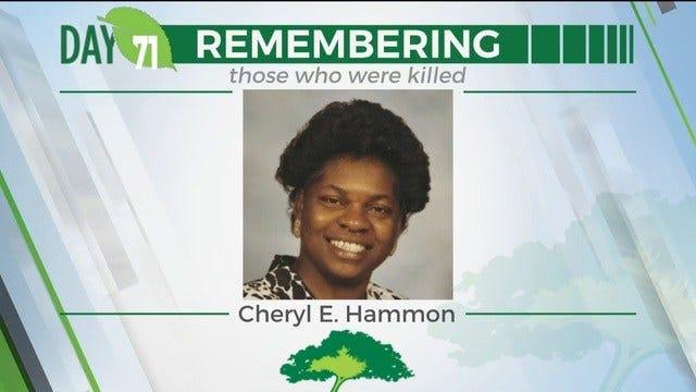 168 Day Campaign: Cheryl E. Hammon