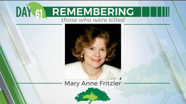 168 Day Campaign: Mary Anne Fritzler