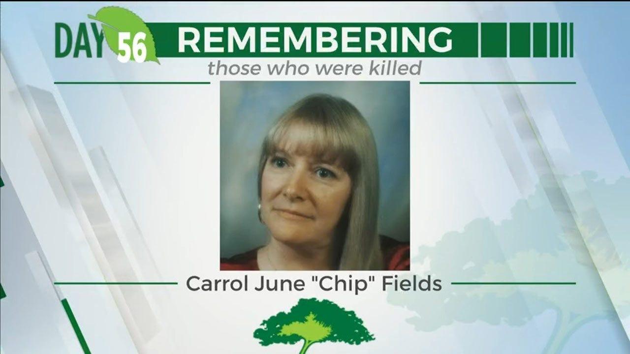 168 Days Campaign: Carol June Fields