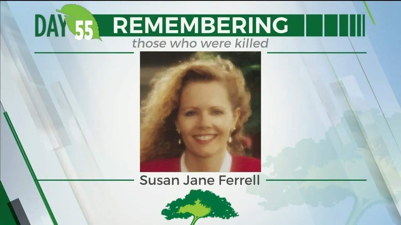 168 Days Campaign: Susan Jane Ferrell