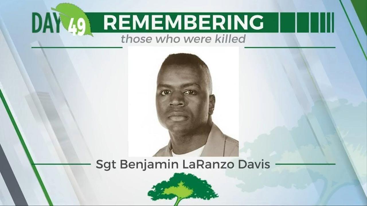 168 Days Campaign: Sgt. Benjamin LaRanzo Davis