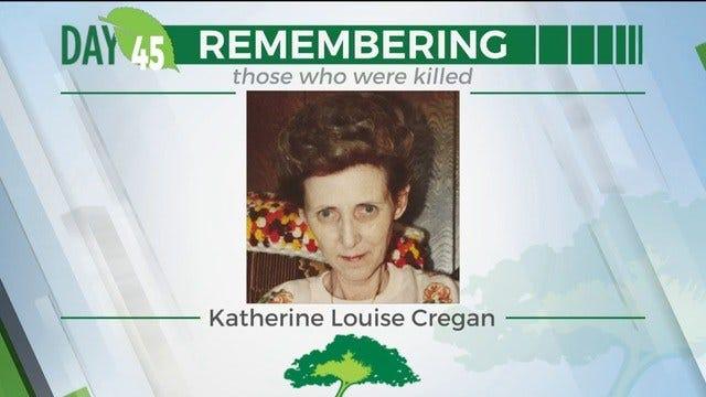 168 Day Campaign: Katherine Louise Cregan