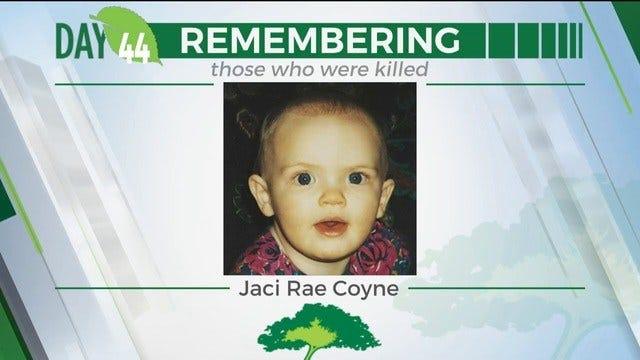 168 Days Campaign: Jaci Raye Coyne