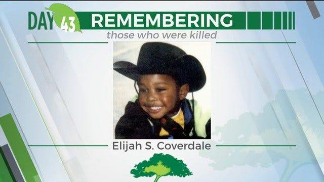 168 Day Campaign: Elijah S. Coverdale