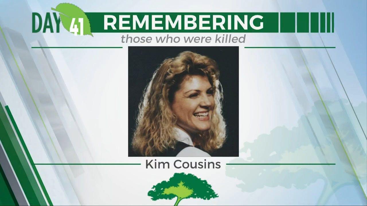 168 Day Campaign: Kim Cousins