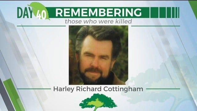 168 Day Campaign: Harley Richard Cottingham