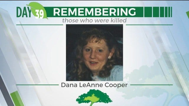 168 Day Campaign: Dana LeAnne Cooper