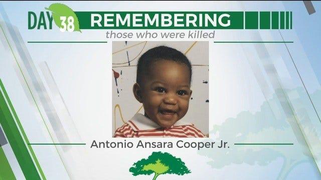 168 Day Campaign: Antonio Ansara Cooper Jr.