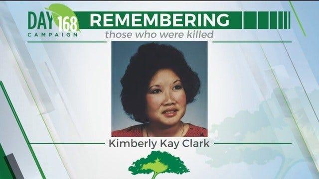 168 Day Campaign: Kimberly Kay Clark