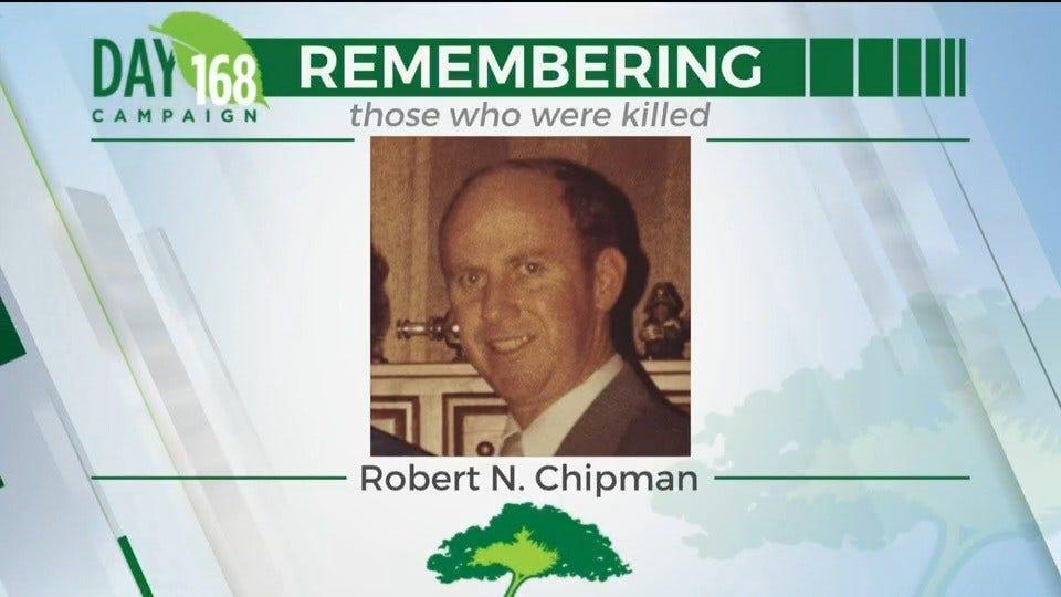 168 Days Campaign: Robert N. Chipman