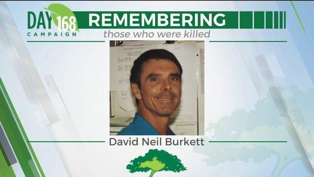 168 Day Campaign: David Neil Burkett