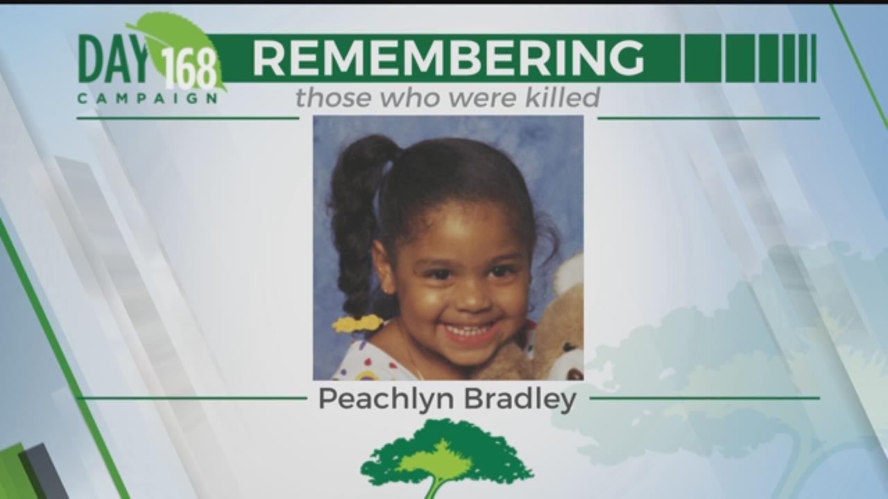 168 Day Campaign: Miss Peachlyn Bradley