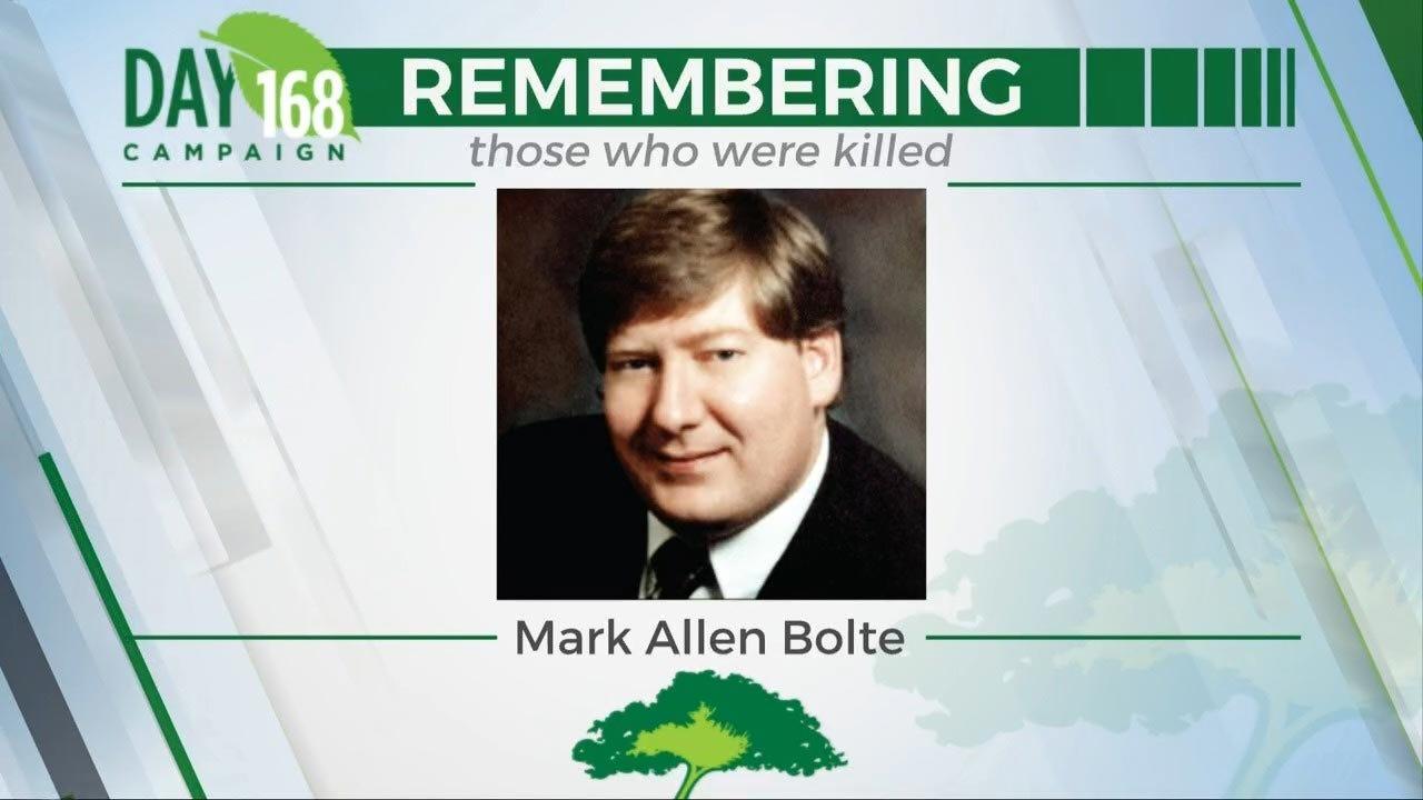 168 Campaign: Mark Allen Bolte