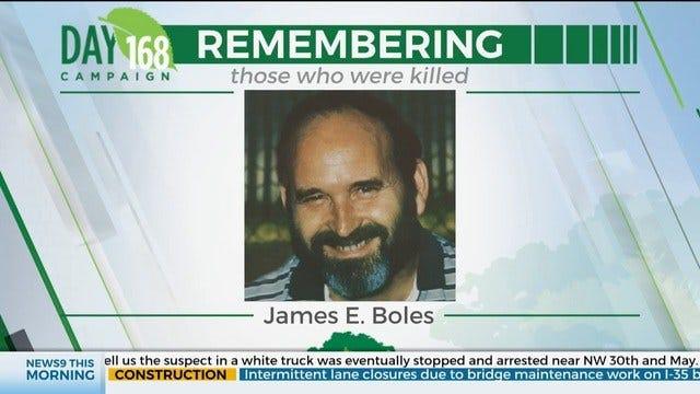 168 Day Campaign: James E. Boles