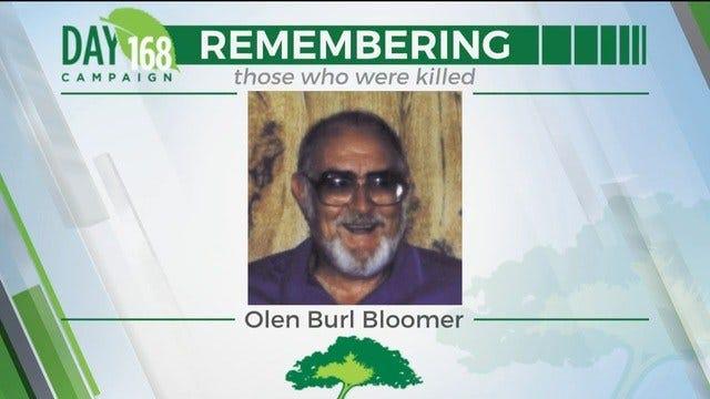168 Day Campaign: Olen Burl Bloomer