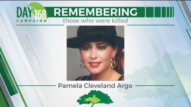 168 Day Campaign: Pamela Cleveland Argo