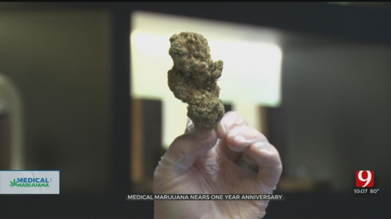Legalized Medical Marijuana Nears One Year Anniversary In Oklahoma