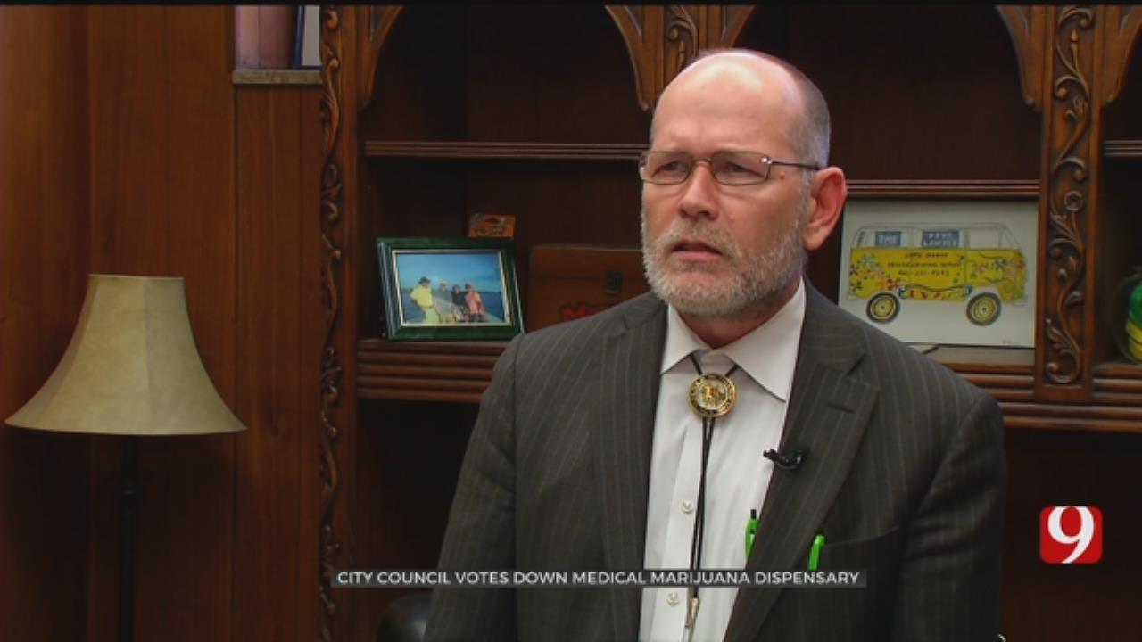 OKC's Self-Proclaimed 'Drug Lawyer' Denied Medical Marijuana Dispensary