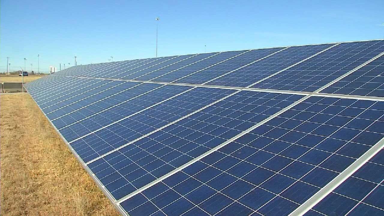Norman Public Schools, OEC Partnering To Build Solar Farm