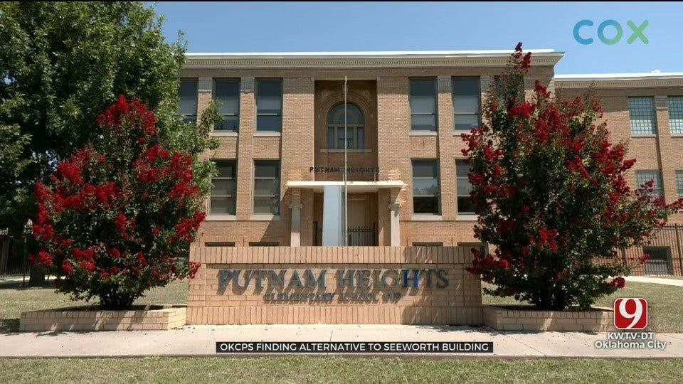 OKCPS Moves Alternative School To Putnam Heights Location